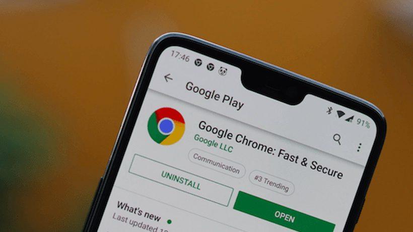 Google Chrome 75 Beta