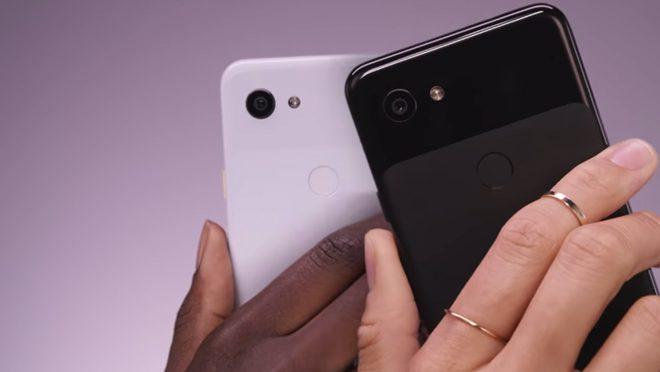 Google Pixel 3a Dispaly