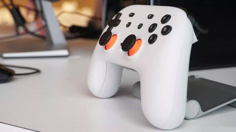 Google Stadia Cloud Game