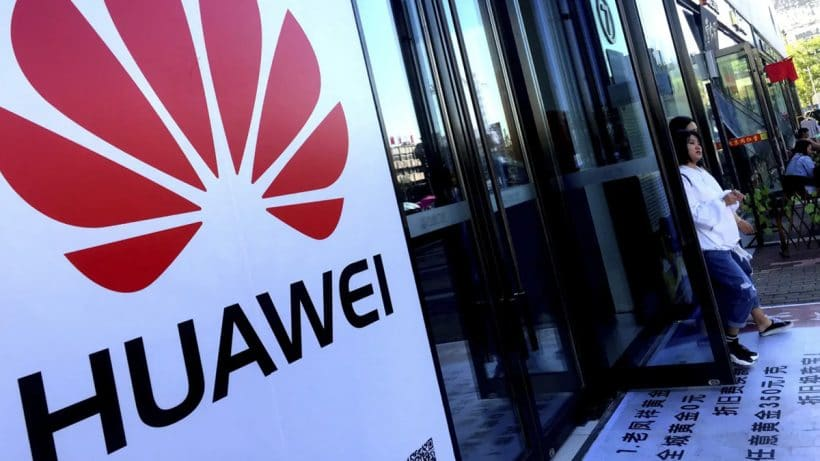 Google Suspends Huawei