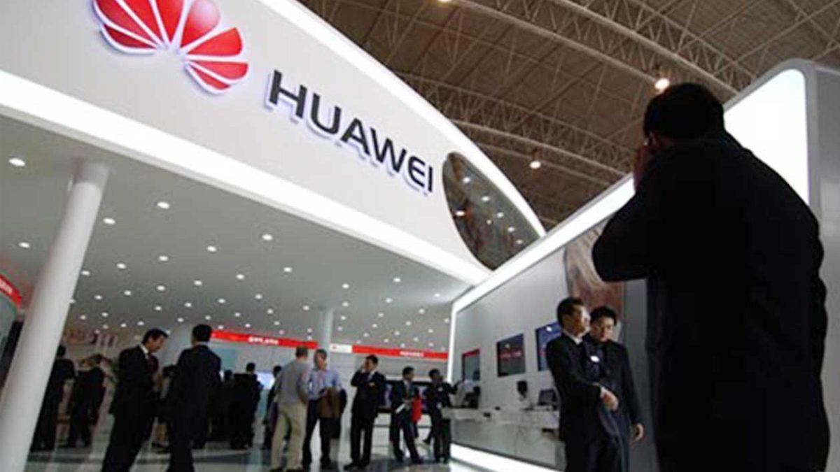 Huawei 5G 8K TV