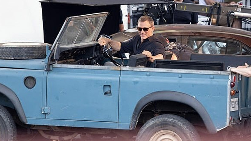 Series III Land Rover