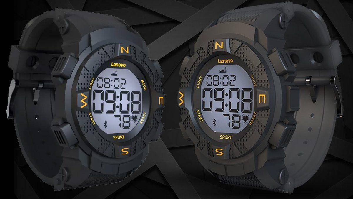 Lenovo Digital Smartwatch EGO