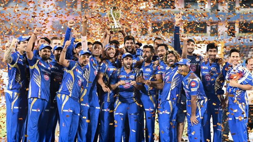 Mumbai Indian IPL 2019