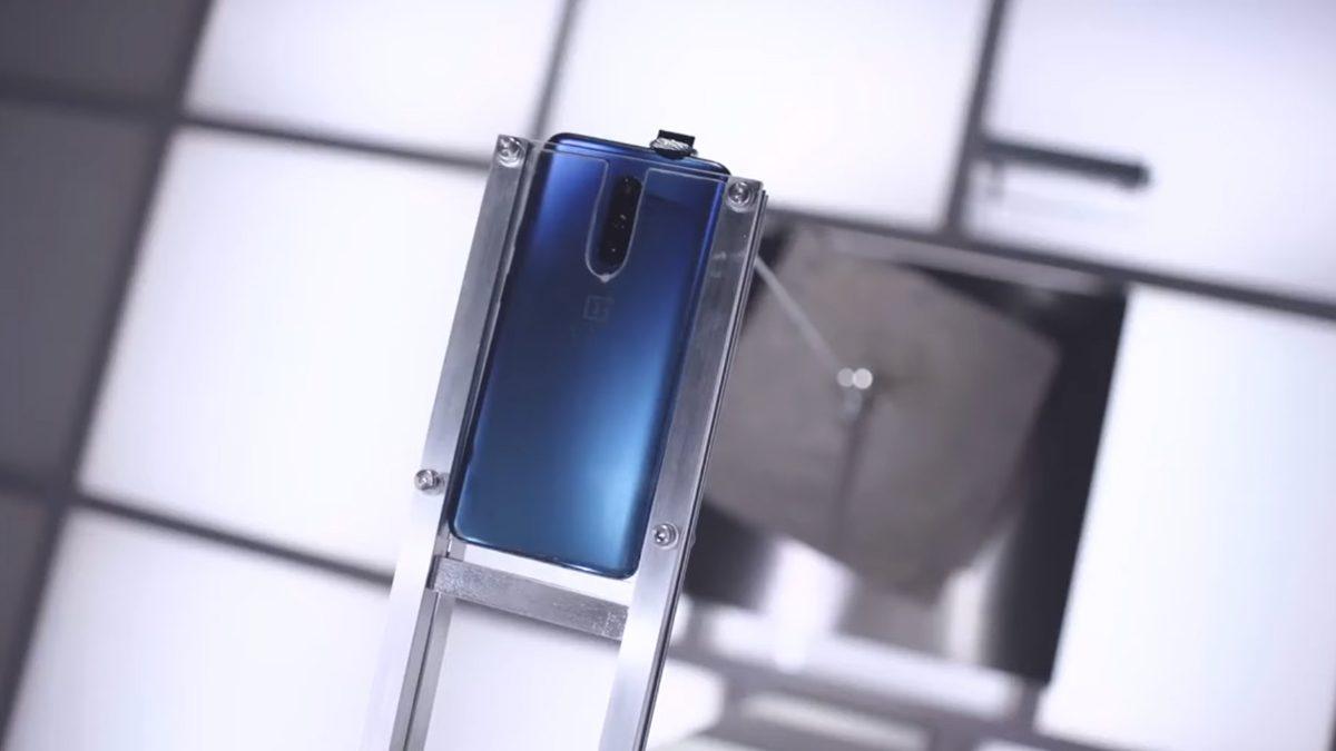 OnePlus 7 Pro Popup Camera