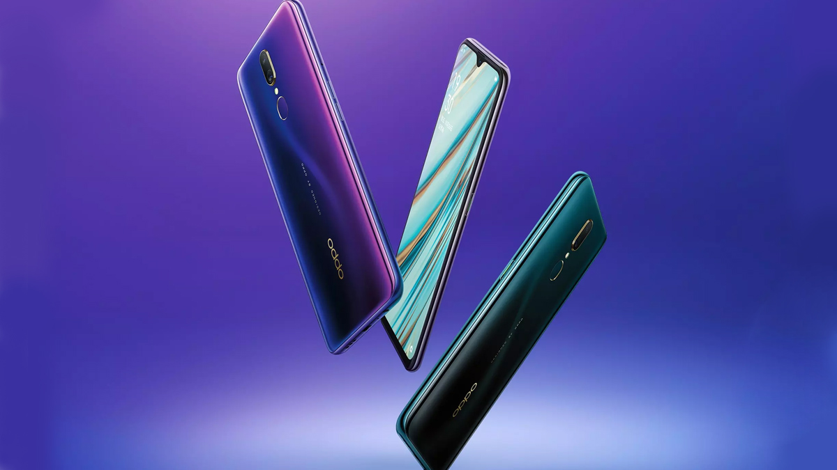 Oppo A9 China