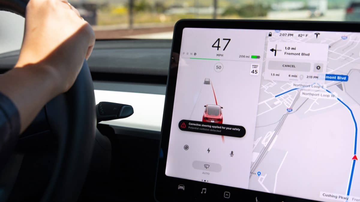 Tesla Safety Features