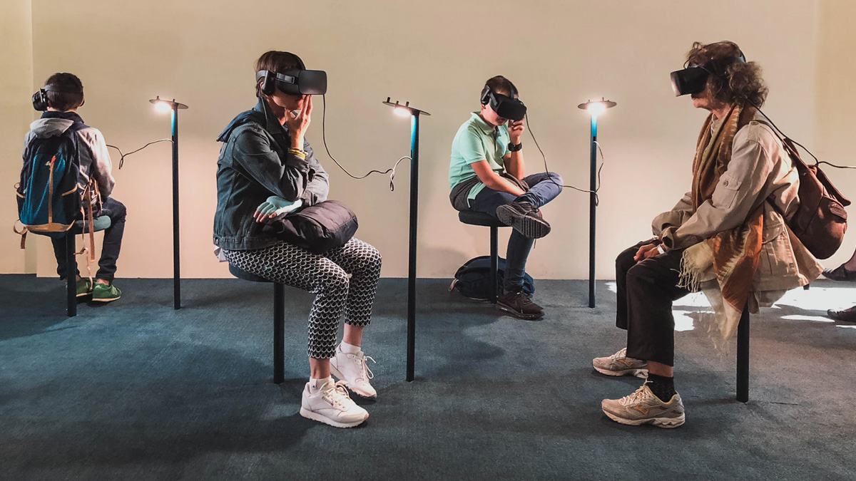VR in Study
