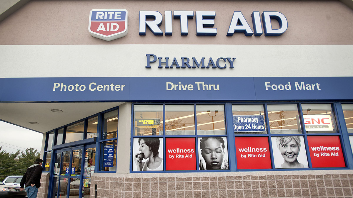 Rite Aid Medical Pharmacy Store