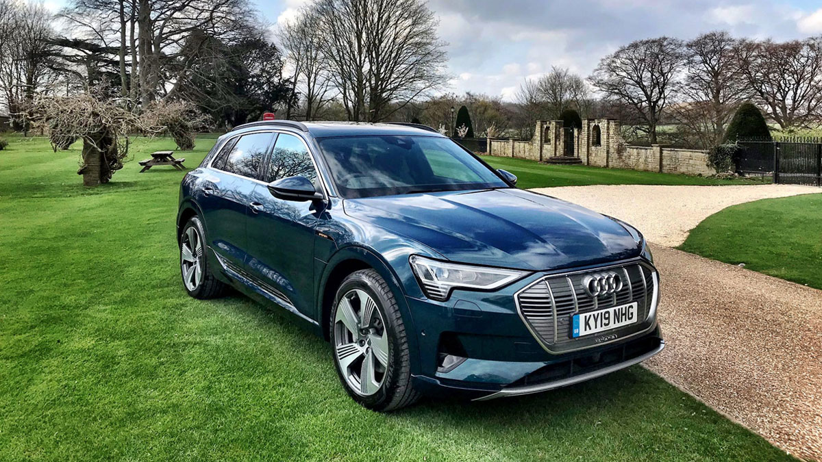 Audi etron SUV