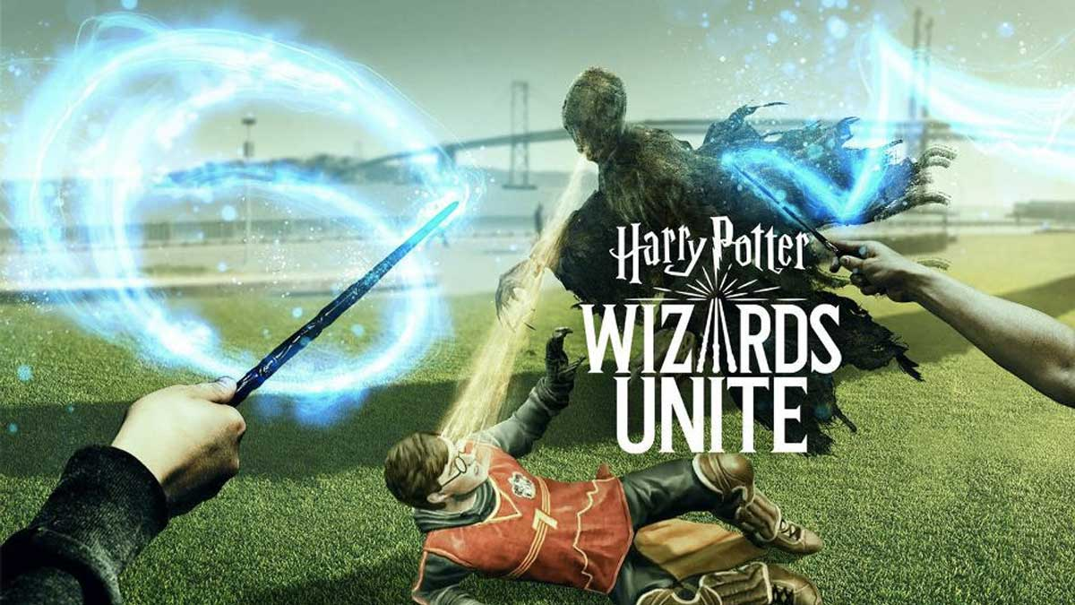 Harry Porter Wizards Unite