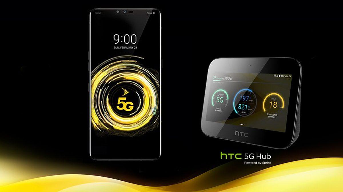 HTC 5G Mobile Hub