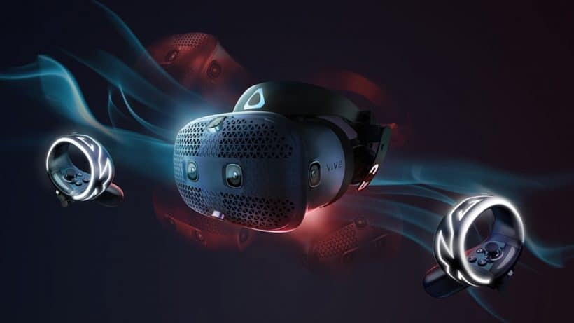 HTC details the Vive Cosmos VR headset