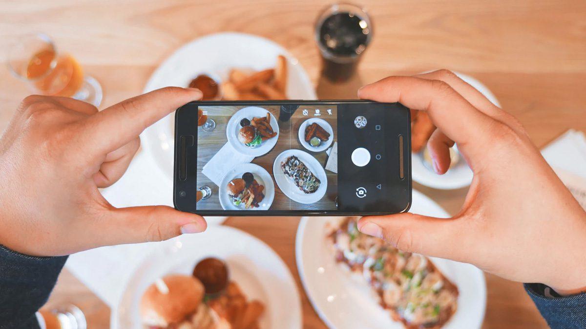 Instagram Camera Stories