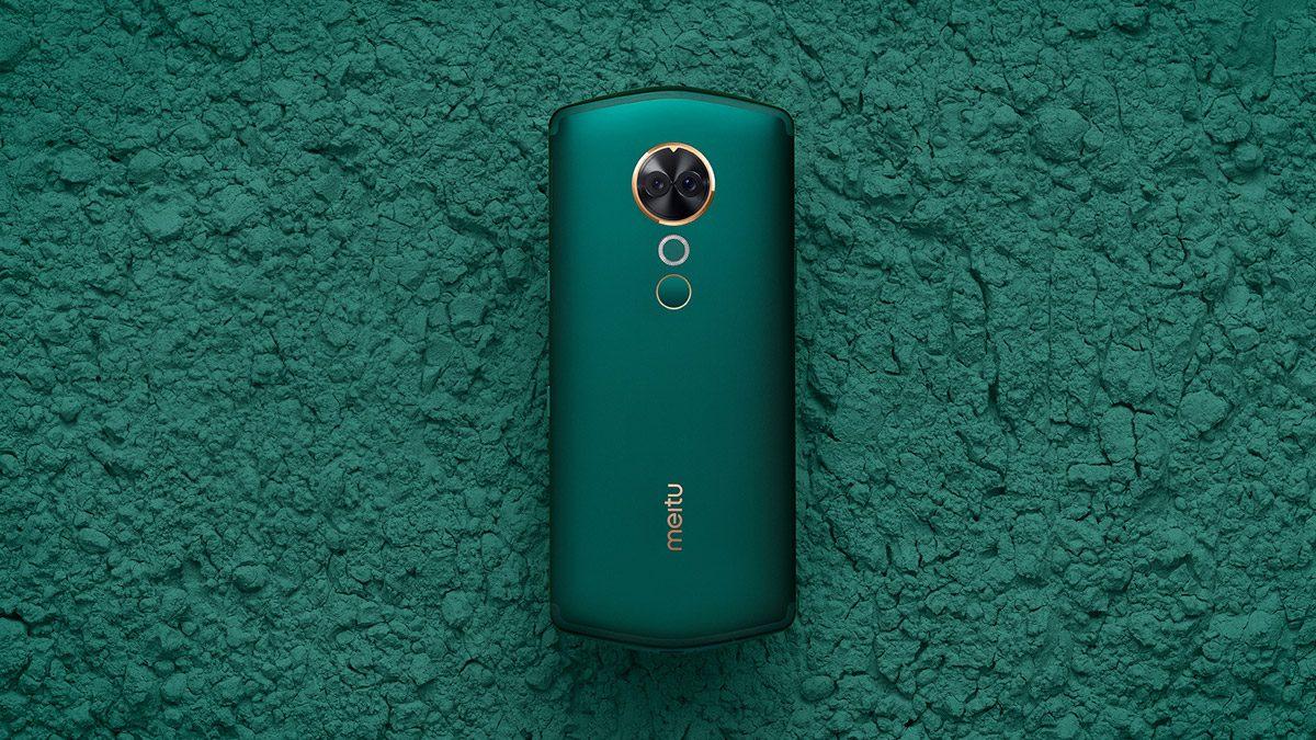 Meitu New Smartphone