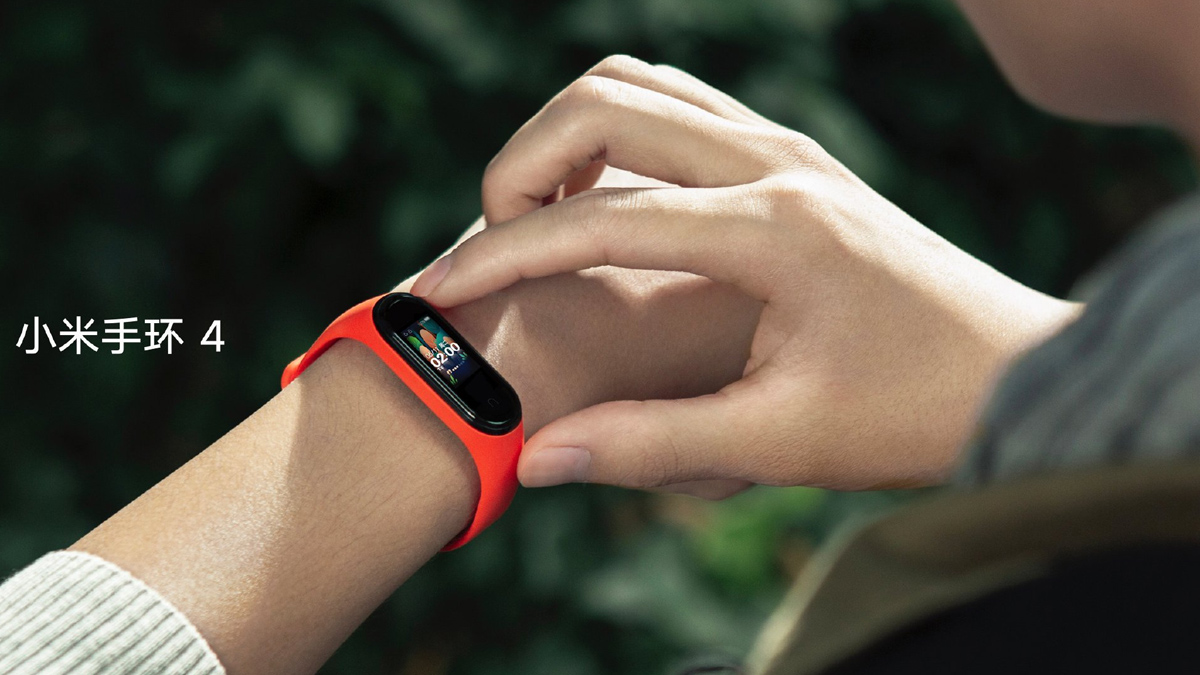 Mi Band 4 Smartwatch