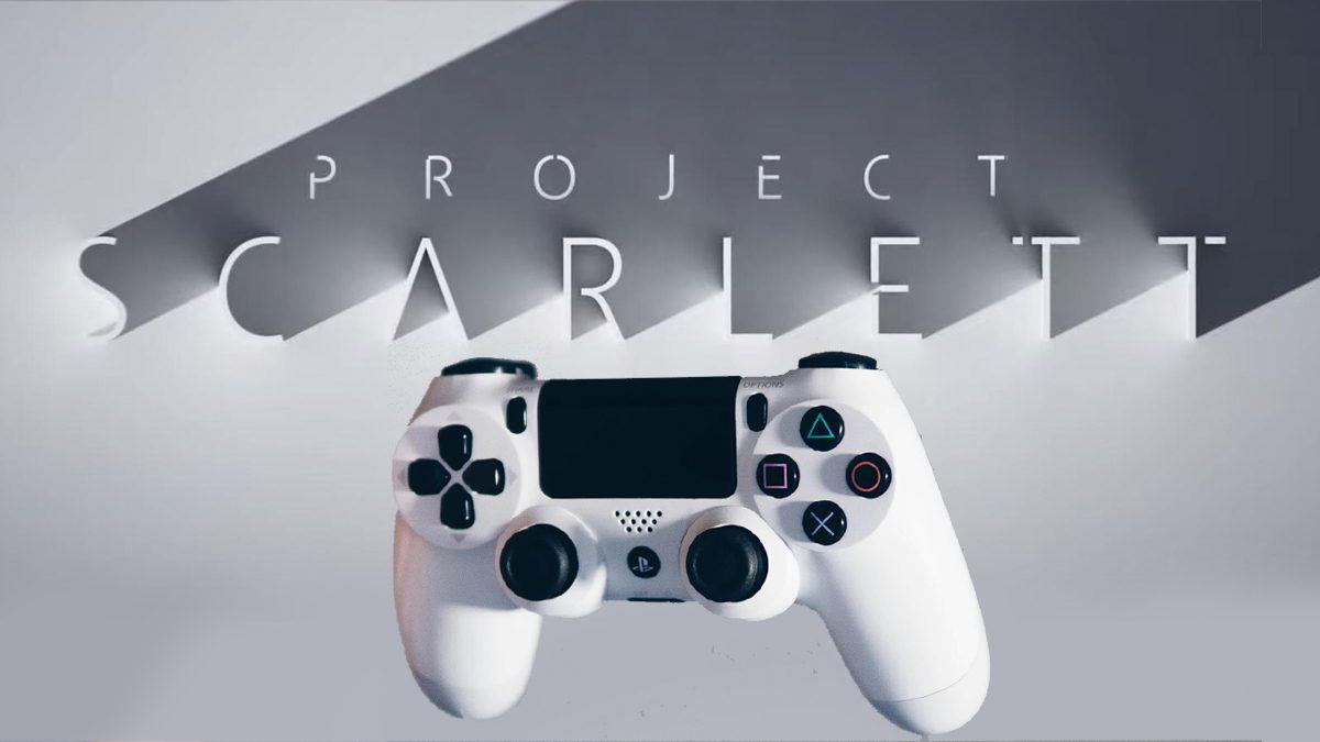 Microsoft Xbox 2 Project Scarlett