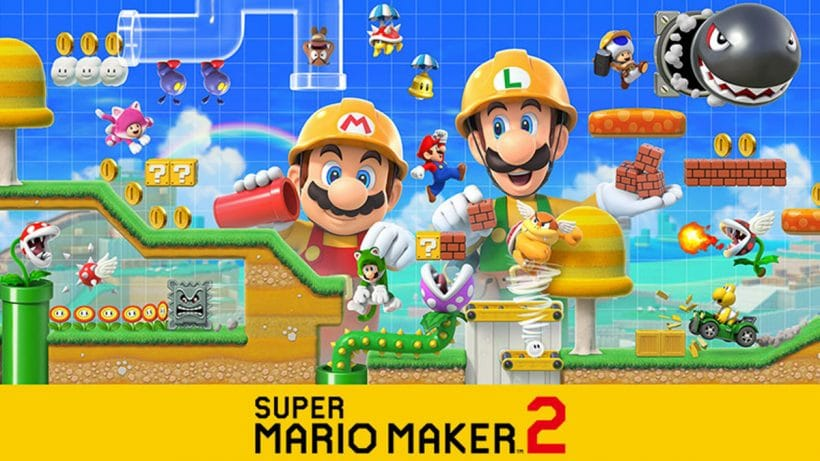 Mario Maker 2: How to Set Level End Conditions