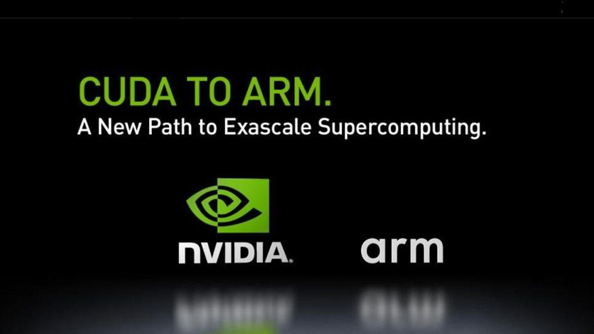Nvidia Cuda to ARM