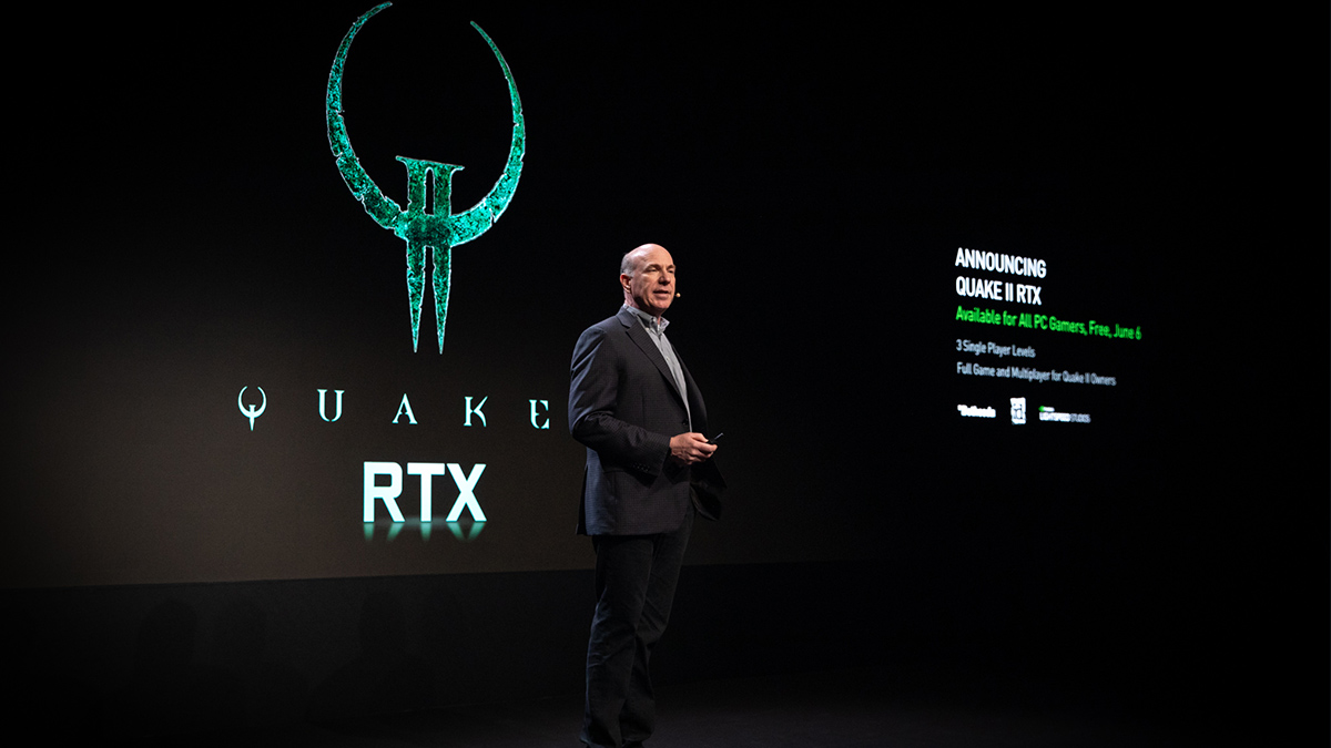 NVIDIA Games Launch