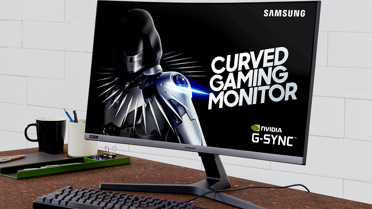 Samsung CRG5 Curved Gaming Laptop