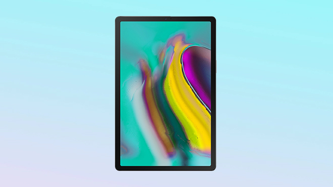 Samsung Galaxy Tab S5e Display