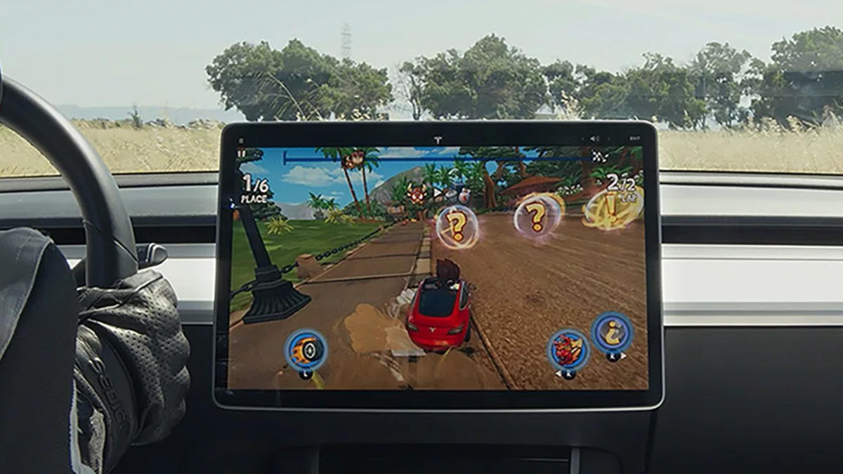 Tesla Arcade Game