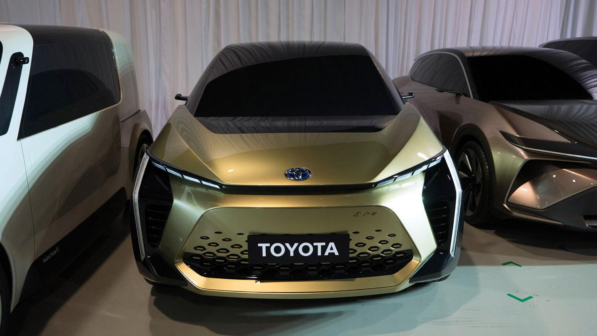Toyota eCars