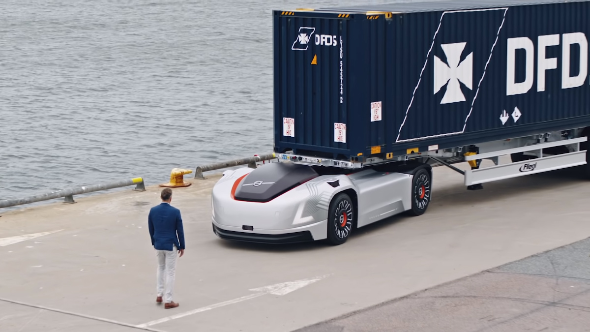 Volvo Vera Autonomous Trucks