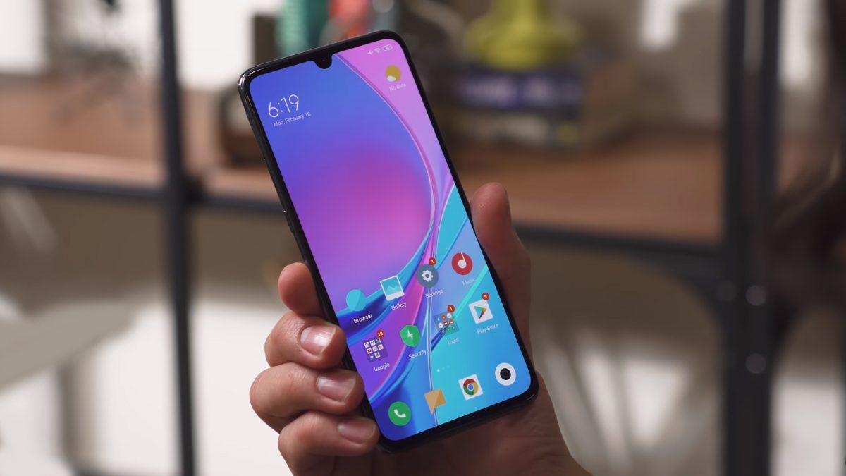 Xiaomi Mi 9 MIUI Beta