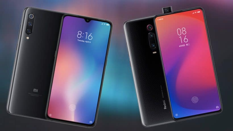 Xiaom Mi 9 Redmi K20