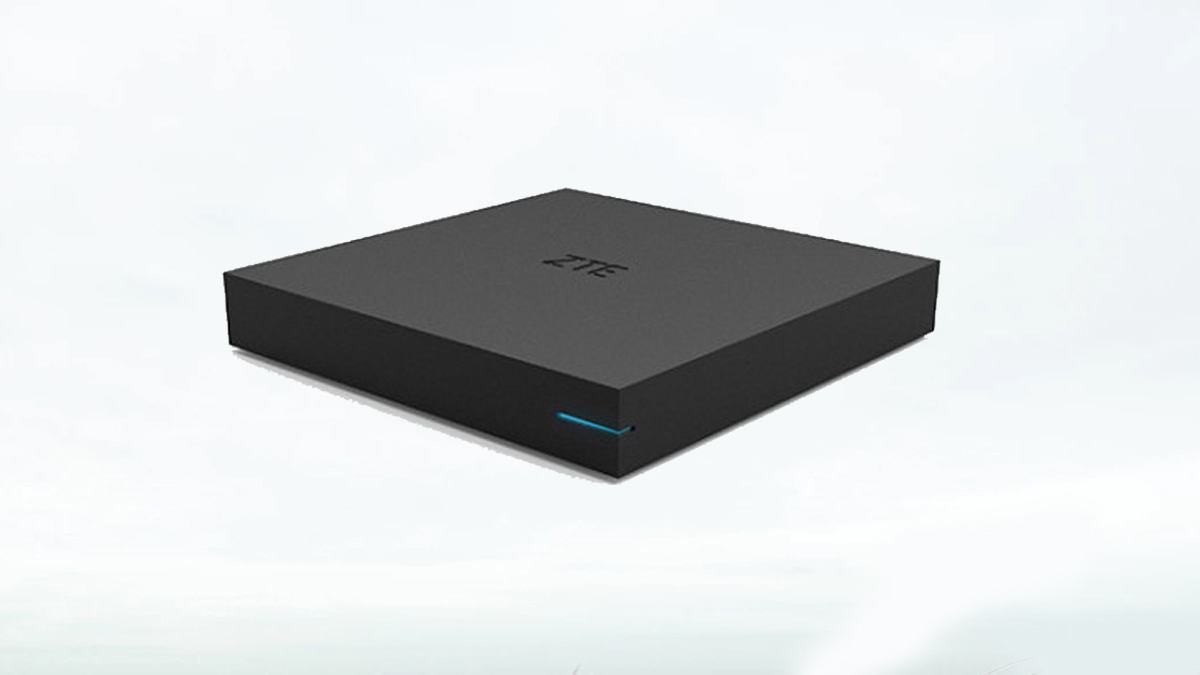ZTE 8K Smart Set Top Box