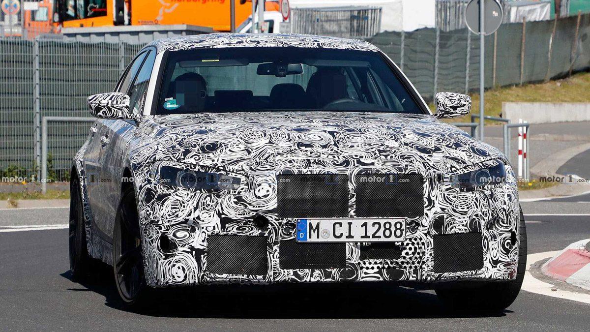 2021 BMW M3 Car