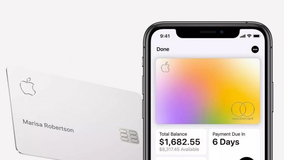 Apple Card Roll Out In Us
