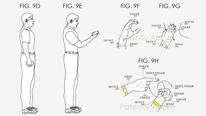 Apple Watch Gesture Control