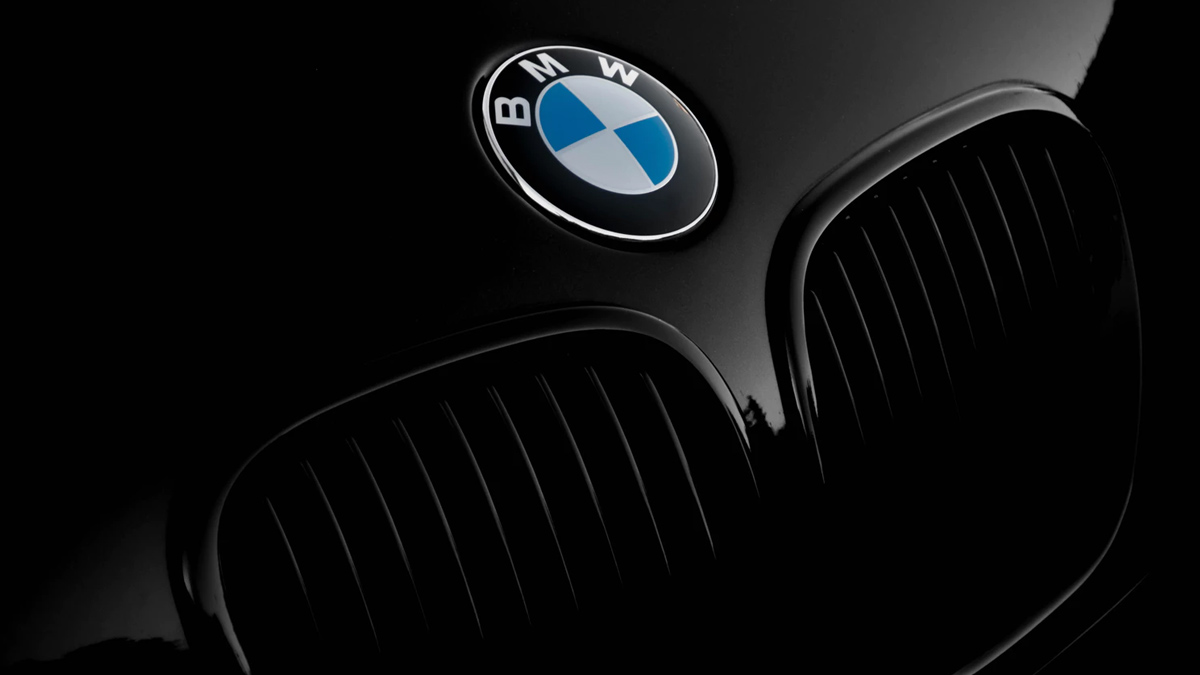 BMW Brand Car logo