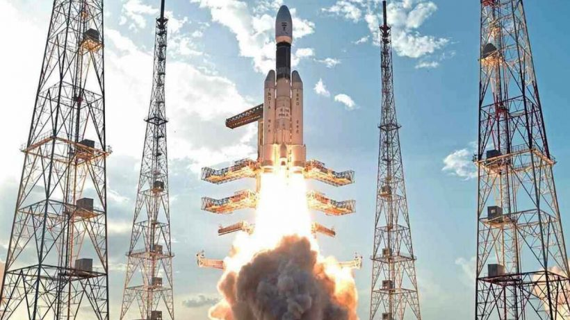 Chandrayaan 2 Launched