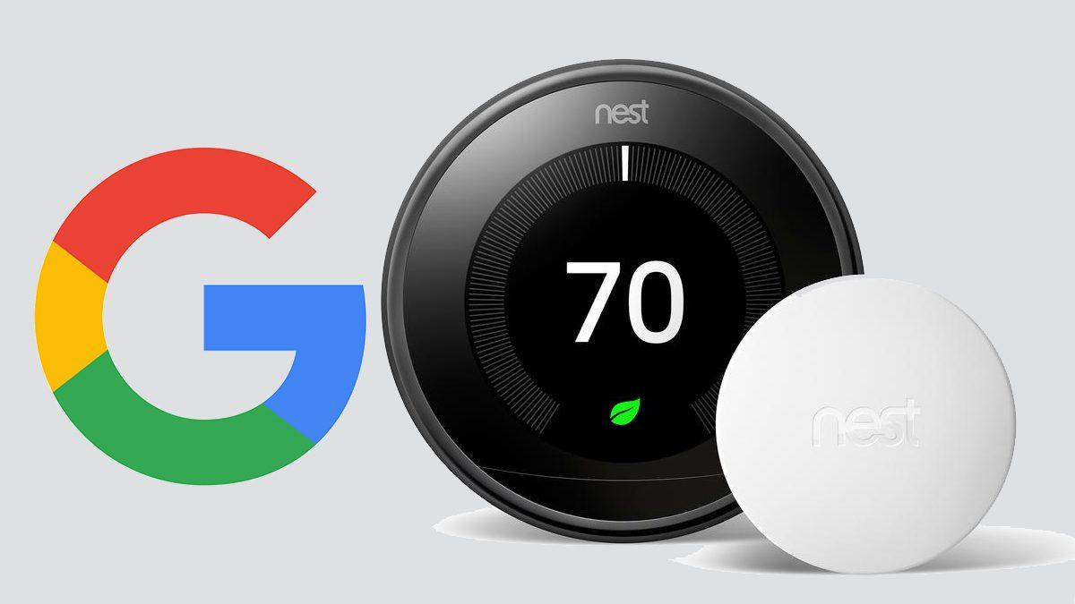 Google G Nest
