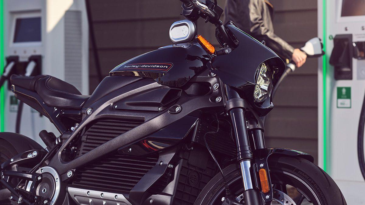 Harley Davidson Electrify