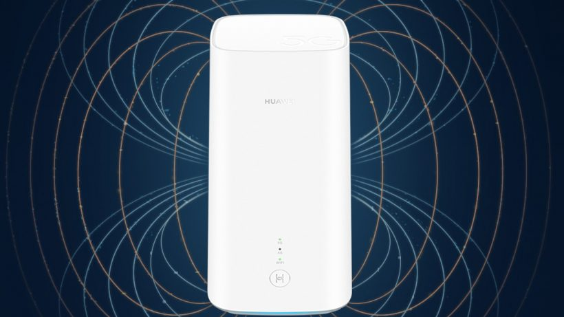 Huawei 4G Router 2 Pro and Huawei 5G CPE Pro router launched today