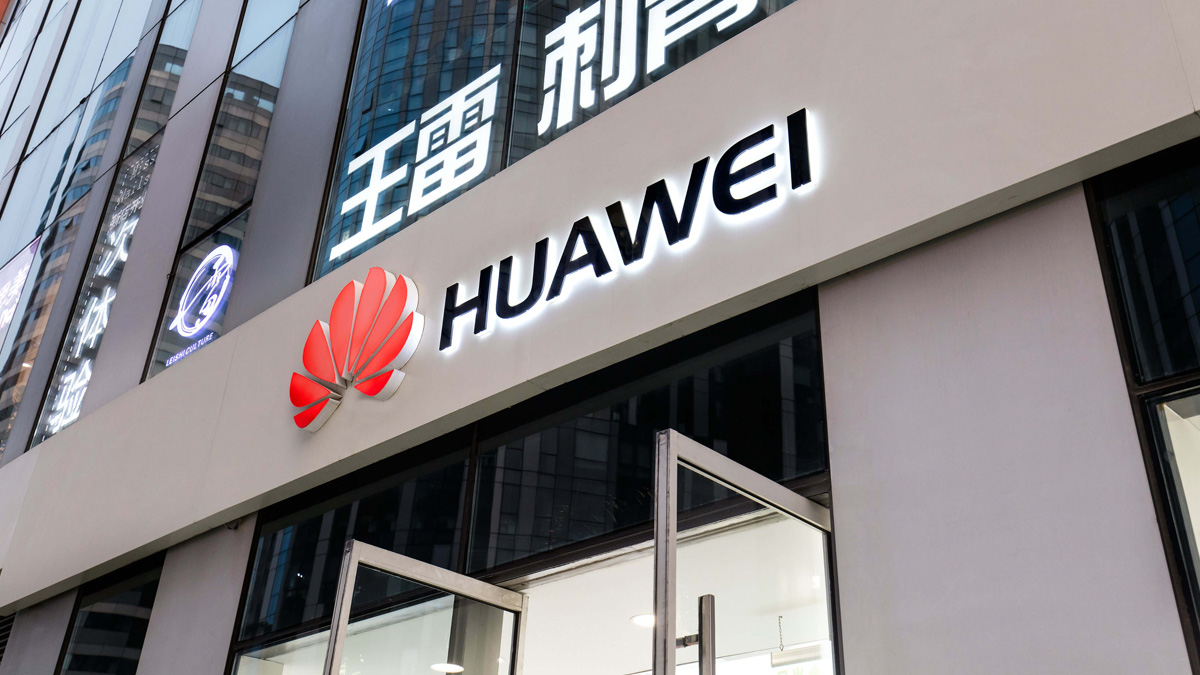 Huawei Company Sale