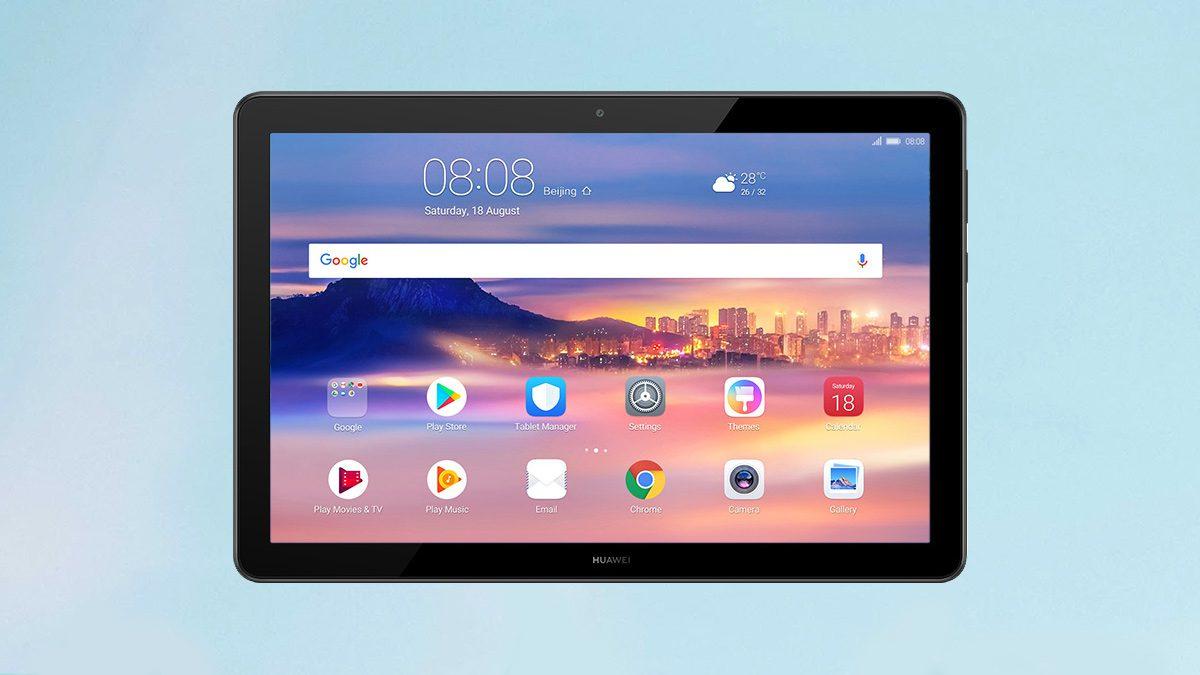 Huawei Mediapad T5 Launch