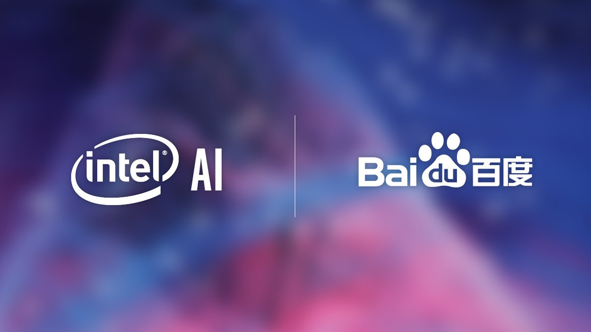 Intel, Baidu collaborates