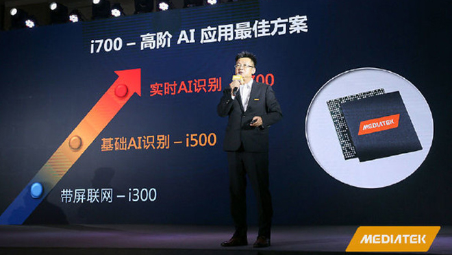MediaTek i700 Chip