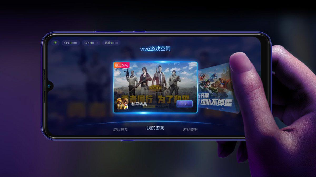 Neo Vivo IQOO Gaming phone