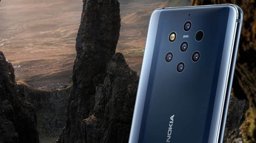 Nokia 9 PureView Smartphone India