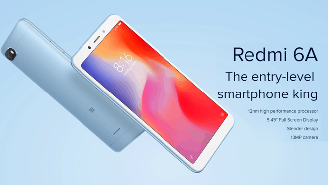 Redmi 6A In Mi Supersale