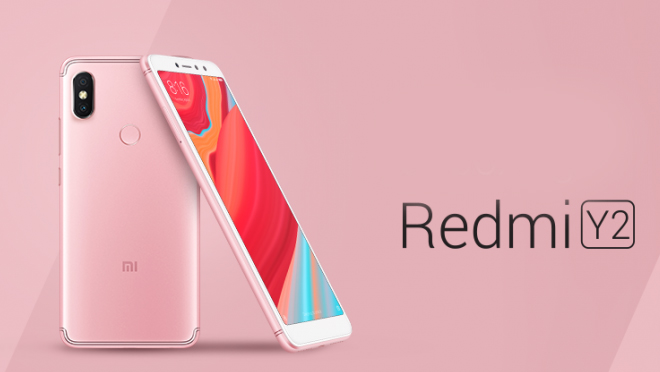 Redmi Y2 In Mi Supersale