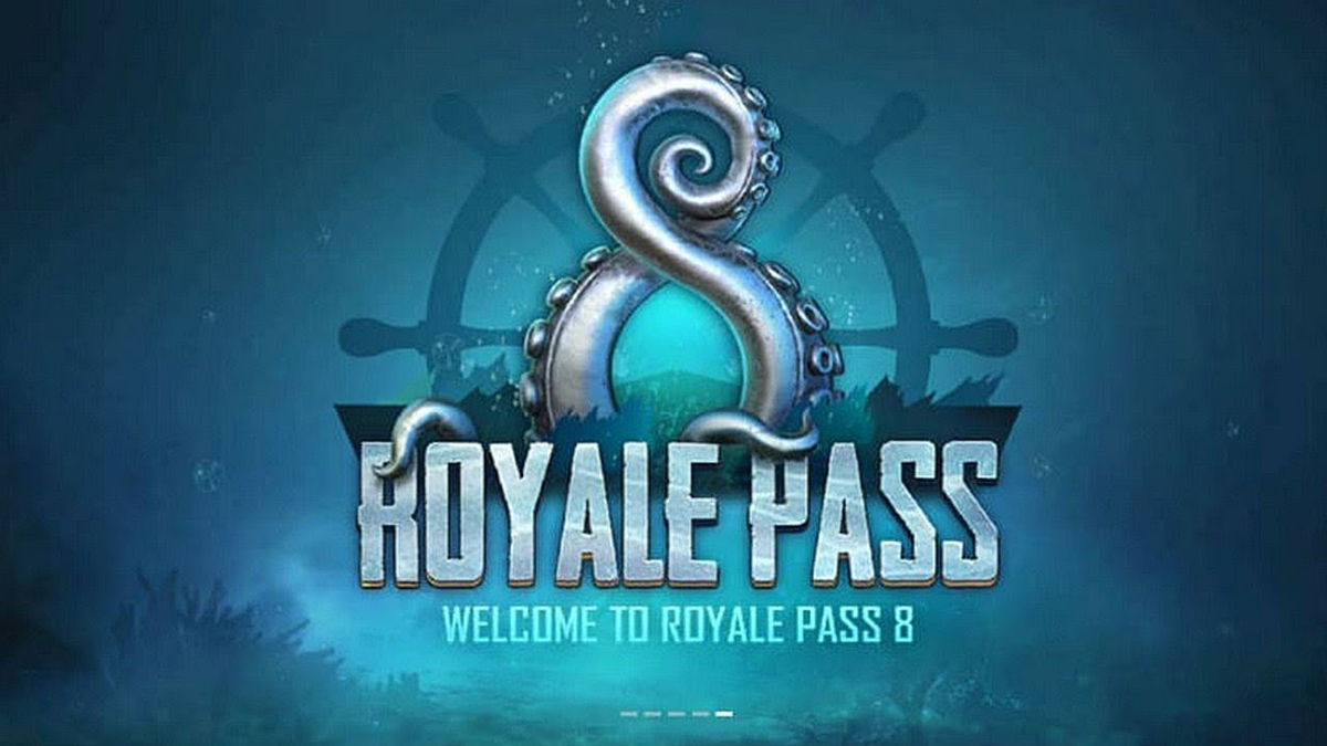PUBG Royale Pass Season 8