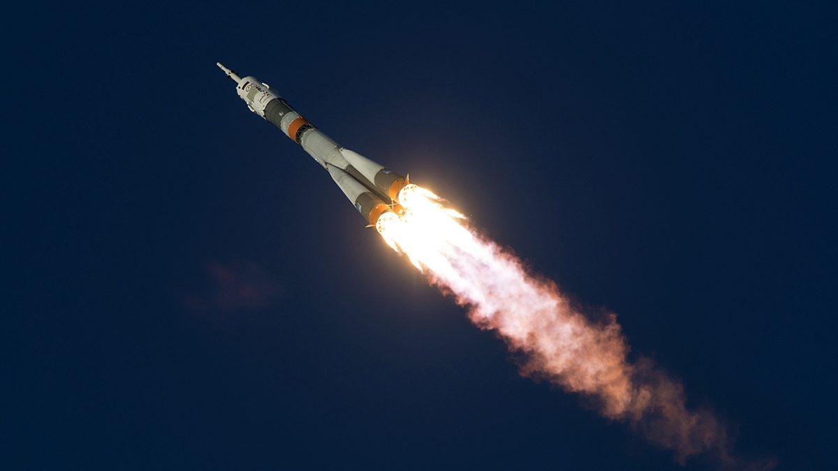 Russian Soyuz Rocket